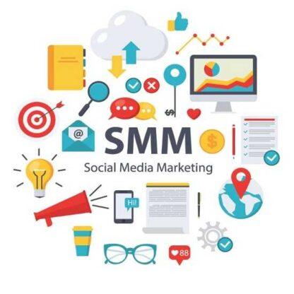 Ведение социальных сетей SMM -Скачать за 200