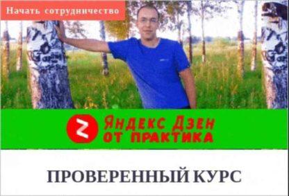 Яндекс Дзен от практика []-Скачать за 200