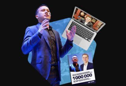 Как за 1 час записать продающий мастер-класс который принесет более 1 000 000 рублей без вашего участия? скачать-Скачать за 200