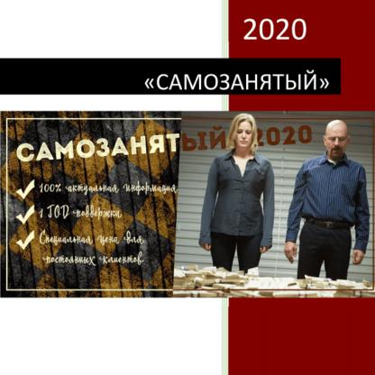 Самозанятый 2020-Скачать за 200
