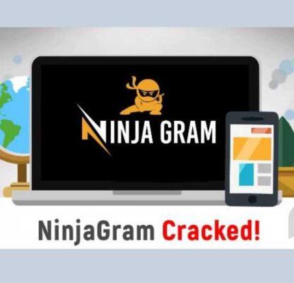 NinjaGram 7.4.6 Cracked -Скачать за 200