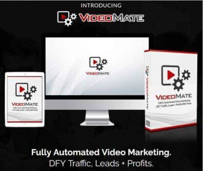 VideoMate-100% автоматический видео сайт для монетизации-Скачать за 200