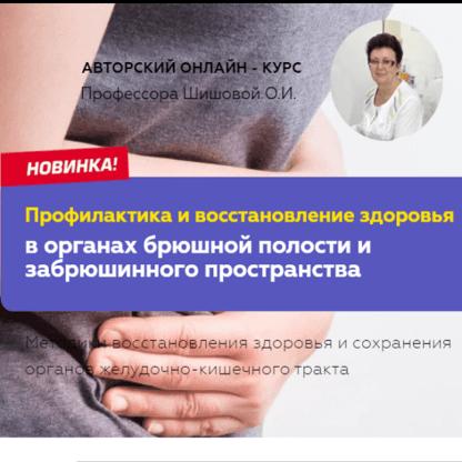 Профилактика и восстановление здоровья в органах брюшной полости и забрюшинного пространства -Скачать за 200