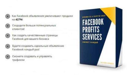 Facebook Profits -Скачать за 200