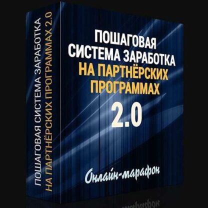 Пошаговая система заработка на Партнёрских программах рунета 2.0 -Скачать за 200