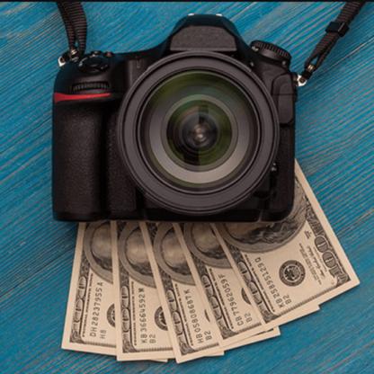 Как фотографу зарабатывать без съемок -Скачать за 200