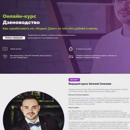 Дзеноводство. Как зарабатывать на «Яндекс.Дзен» от 100 000 рублей в месяц -Скачать за 200