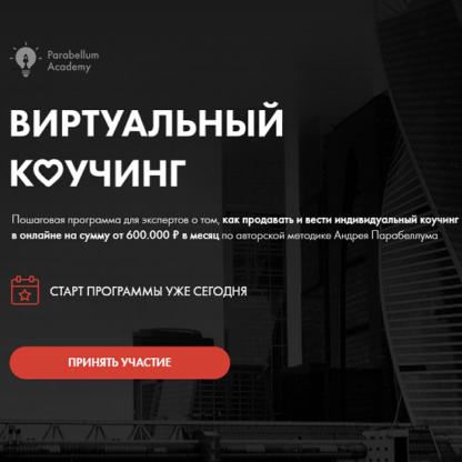 Виртуальный коучинг [Пакет PRO] -Скачать за 200