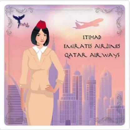 Подготовка к собеседованию в Emirates, Etihad и Qatar Airways -Скачать за 200