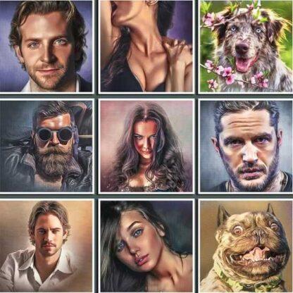 Photoshop Action Digital Art  (2019)-Скачать за 200