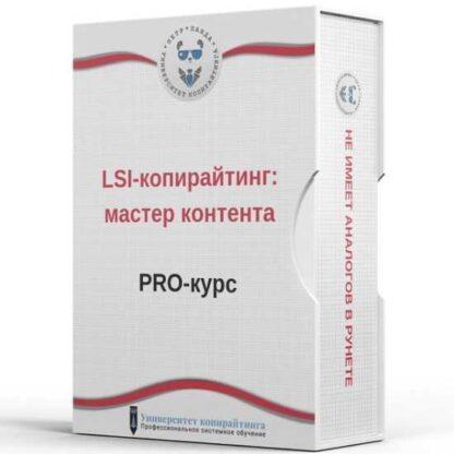 LSI-копирайтинг: мастер контента -Скачать за 200